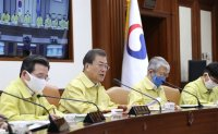 Moon to preside over new economic council on COVID-19