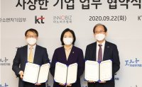 KT to lead mutual growth with SMEs through smart technology