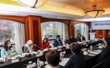 Anti-corruption watchdog introduces global gathering to envoys