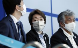 Six Tokyo Olympic torch staffers diagnosed with COVID-19