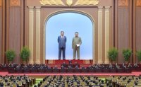 North Korea changes constitution to solidify Kim's rule