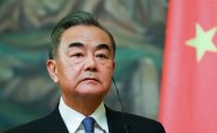 Chinese foreign minister's visit to Korea on hold