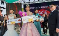 2020 FACE of Mongolia: girl, 13, rocks runway [PHOTOS]