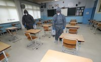 High school seniors worry about school reopening