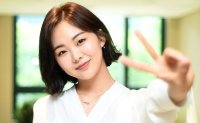 Keum Sae-rok steals hearts with 'innocent smile' [PHOTOS]