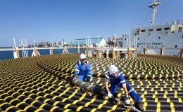 [REPORTAGE] LS C&S working around the clock to supply cables overseas