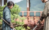 Jang Hyuk stars in 'Swordsman,' packed with spirited action scenes