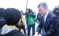 Moon vows continued efforts to find truth of 2014 Sewol ferry sinking