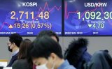 KOSPI to enjoy additional rally amid exchange rate fall