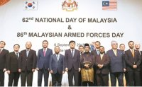 Malaysia celebrates Independence Day, Armed Forces Day
