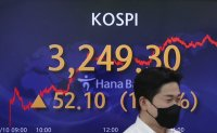 Seoul stocks at all-time high