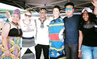 S. Africans host Heritage Day Braai in Nanji