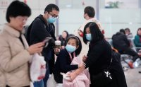 China says fourth person has died from new virus