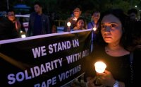 Indian woman who alleged gang-rape dies after burn attack