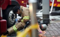 Firefighters to gain national public official status next year
