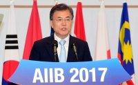 Korea losing high-ranking posts in AIIB