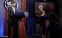 Esper: South Korea can and should pay more for US troops