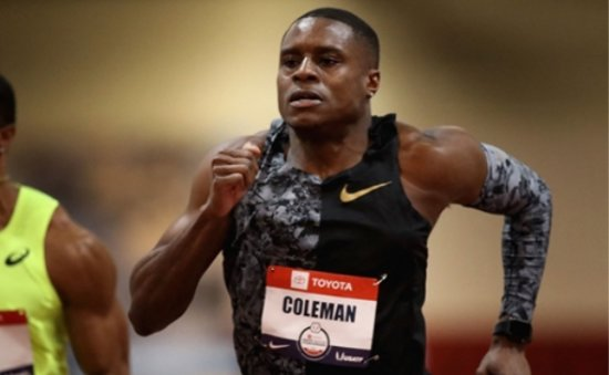 100-meter champ Coleman to miss Olympics despite reduced ban