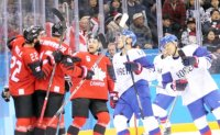 Canada defeats Korea in men's hockey 4-0