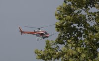 South Korea continues helicopter operations to fight African swine fever along DMZ