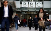 BBC World News barred in mainland China, radio dropped by Hong Kong public broadcaster