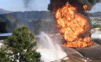 Sri Lankan caught for oil tank explosion