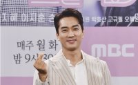 Song Seung-heon back on small screen with 'Dinner Mate'