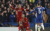Liverpool beaten again in FA Cup loss to Chelsea