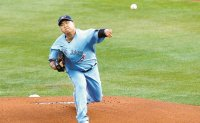 Blue Jays' Ryu Hyun-jin takes no-decision after strong start in 'home opener'