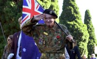 On another lonely Anzac Day, solitary memorials stand out