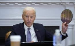 Biden pledges more investment amid semiconductor shortage