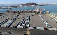 Korea suffers sharper export drop than other OECD members