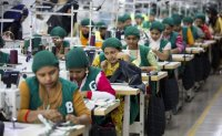As fashion sales fall, big brands leave garment workers in limbo