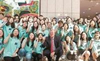 British envoy steps up as mentor for aspiring diplomats
