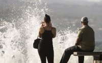 Hawaii's Waikiki Beach 'could soon be underwater' because of rising sea levels