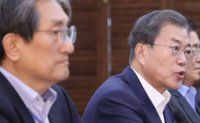 Moon slams Assembly for political wrangling