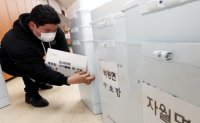 Sending ballot boxes to islands