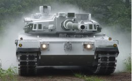 Hyundai Rotem favored to land $9 bil. tank deal with Poland