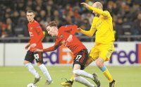 Astana stun United youngsters in Europa League