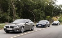 BMW aims to beat Mercedes with new 5 series