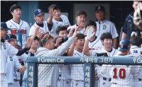 Doosan Bears clinch best regular season record in KBO