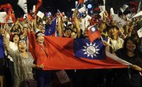 Taiwan ruling party suffers major defeat in local elections [PHOTOS]