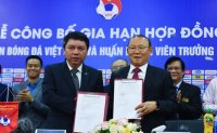 Park Hang-seo continues to bring Korea, Vietnam closer