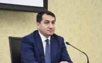 Azerbaijan denounces Armenia over border attack in violation of ceasefire agreement