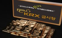 Average daily trade at KRX gold market on the rise amid pandemic