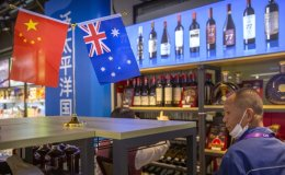 China hikes taxes on Australian wine amid political tension