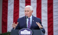 Pence rejects invoking 25th Amendment to oust Trump