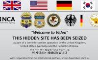 Korea-based dark web child porn bust leads to 338 arrests worldwide
