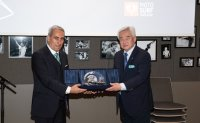 World Taekwondo chief honored at UIM Awards
