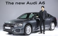 Audi seeks faster rebound with new A6